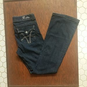 Kut from the Kloth Natalie High Rise Bootcut 4